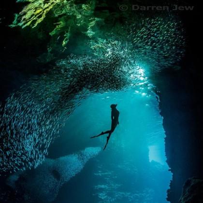 Darren Jew Tonga Cave