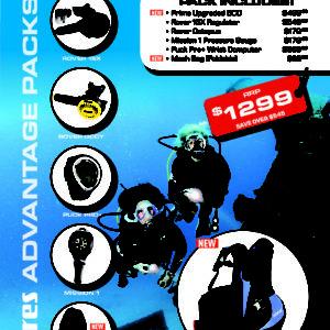 Mares Prime Explorer Pack